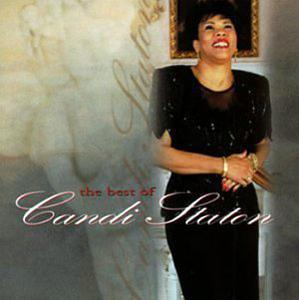 Album  Cover Candi Staton - Candi Staton on FAME Records from 1972
