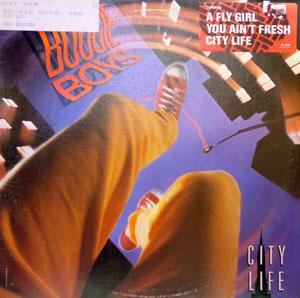 Album  Cover The Boogie Boys - City Life on  Records from 1985