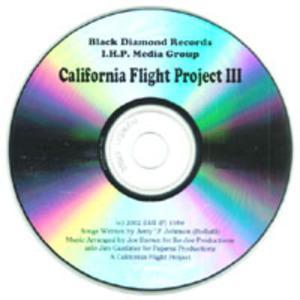 Album  Cover California Flight Project - California Flight Project 3 on BLACK DIAMOND Records from 2003