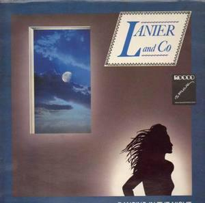Album  Cover Lanier & Co. - Dancing In The Night on SYNCOPATE Records from 1987