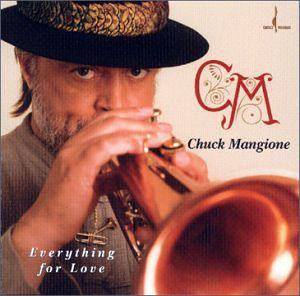 Album  Cover Chuck Mangione - Everything For Love on CHESKY Records from 2000
