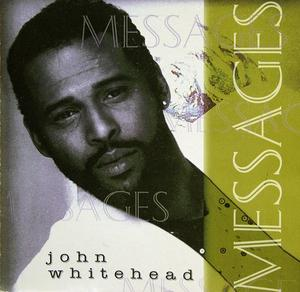 Album  Cover John Whitehead - Messages on POWER Records from 1998