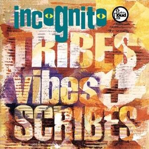 Album  Cover Incognito - Tribes, Vibes And Scribes on TALKING LOUD Records from 1992
