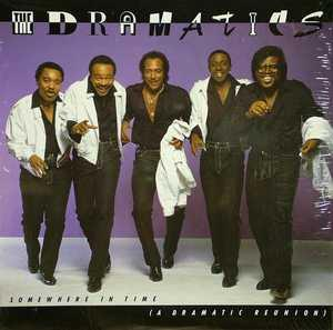 Album  Cover The Dramatics - Somewhere In Time on FANTASY Records from 1986