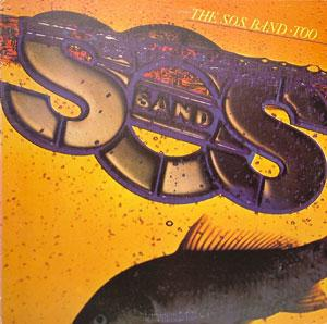 Album  Cover The S.o.s. Band - Too on TABU Records from 1981