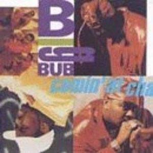 Album  Cover Big Bub - Comin' At Cha on EAST WEST Records from 1992