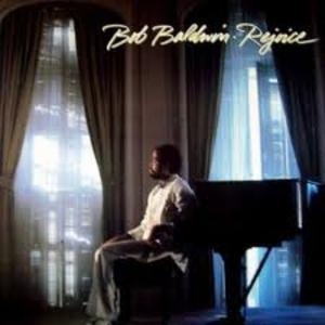 Album  Cover Bob Baldwin - Rejoice on ATLANTIC JAZZ Records from 1990
