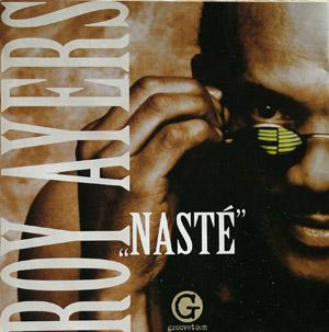 Album  Cover Roy Ayers - Nasté on RCA Records from 1995