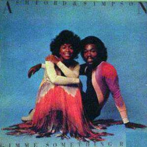 Front Cover Album Ashford & Simpson - Gimme Something Real  | warner bros. records | K 46283 | UK