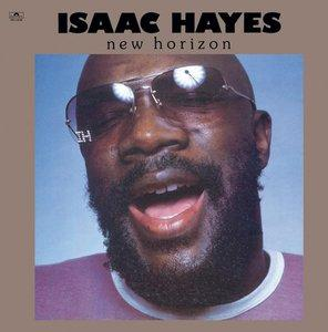 Front Cover Album Isaac Hayes - New Horizon