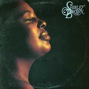 Album  Cover Shirley Brown - Shirley Brown on ARISTA Records from 1977