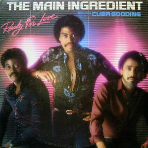 Album  Cover The Main Ingredient - Ready For Love on RCA Records from 1980