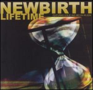 Front Cover Album The New Birth - Lifetime