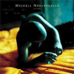 Album  Cover Me'shell Ndegeocello - Bitter on MAVERICK Records from 1999