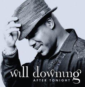 Front Cover Album Will Downing - After Tonight