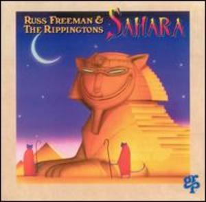 Album  Cover Russ Freeman & The Rippingtons - Sahara on GRP Records from 1994