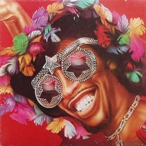 Album  Cover Bootsy's Rubber Band - Bootsy? Player Of The Year on WARNER BROS. Records from 1978
