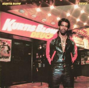 Album  Cover Kurtis Blow - Deuce on MERCURY Records from 1981