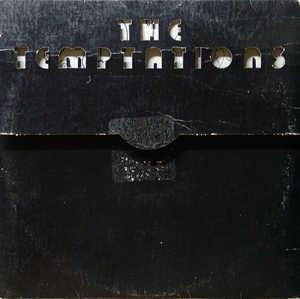 Front Cover Album The Temptations - A Song For You