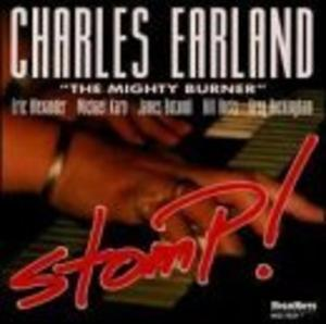 Album  Cover Charles Earland - Stomp! on HIGH NOTE Records from 2000