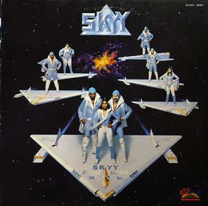 Album  Cover Skyy - Skyy on SALSOUL Records from 1979