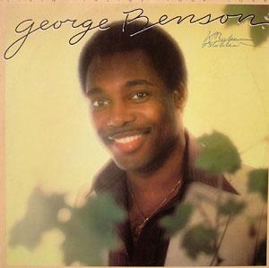 Album  Cover George Benson - Livin' Inside Your Love on WARNER BROS. Records from 1979