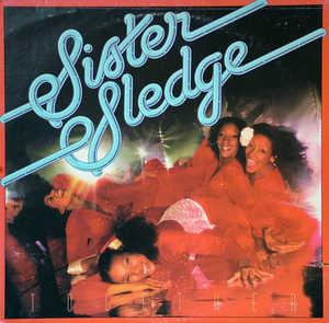 Album  Cover Sister Sledge - Together on COTILLION Records from 1977