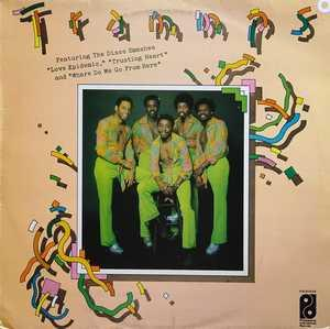 Album  Cover The Trammps - Trammps on PHILADELPHIA INTERNATIONAL Records from 1975