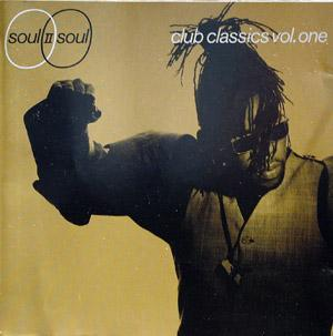Album  Cover Soul Ii Soul - Club Classics Vol. One on 10 Records from 1989