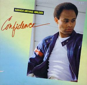 Album  Cover Narada Michael Walden - Confidence on ATLANTIC Records from 1982