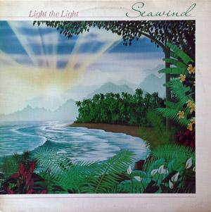 Album  Cover Seawind - Light The Light on HORIZON (A&M) Records from 1979