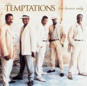 Album  Cover The Temptations - For Lovers Only on MOTOWN Records from 1995