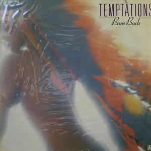 Front Cover Album The Temptations - Bare Back