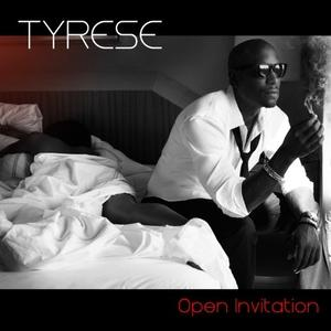 Album  Cover Tyrese - Open Invitation on VOLTRON Records from 2011