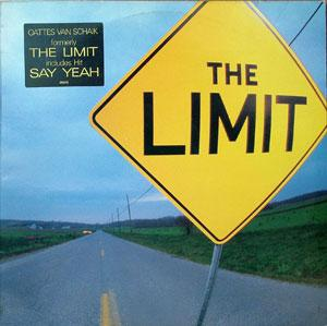 Album  Cover The Limit - The Limit on PORTRAIT Records from 1985