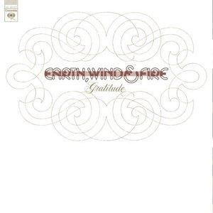 Album  Cover Wind & Fire Earth - Gratitude on CBS Records from 1975