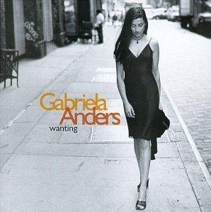 Album  Cover Gabriela Anders - Wanting on WARNER BROS. (PROMO) Records from 1998