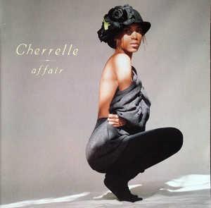 Album  Cover Cherrelle - Affair on TABU Records from 1988