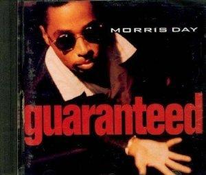 Album  Cover Morris Day - Guaranteed on WARNER BROS. Records from 1992