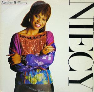 Album  Cover Deniece Williams - Niecy on COLUMBIA Records from 1982