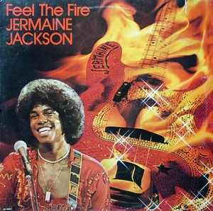 Album  Cover Jermaine Jackson - Feel The Fire on MOTOWN Records from 1977