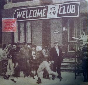 Album  Cover Various Artists - Welcome To The Club on JUMP STREET Records from 1987