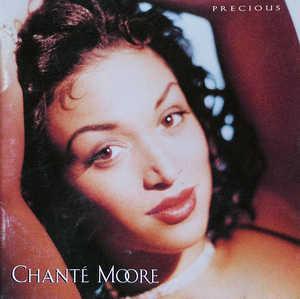 Album  Cover Chanté Moore - Precious on SILAS/MCA Records from 1992