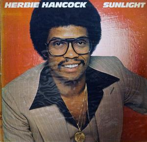Front Cover Album Herbie Hancock - Sunlight