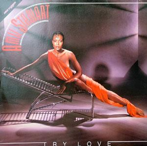 Album  Cover Amii Stewart - Try Love on  Records from 1984