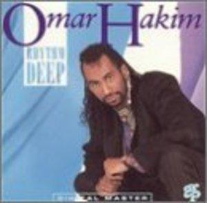 Album  Cover Omar Hakim - Rhythm Deep on GRP Records from 1989