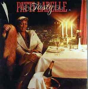 Front Cover Album Patti Labelle - Tasty
