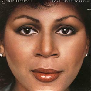 Album  Cover Minnie Riperton - Love Lives Forever on CAPITOL Records from 1980