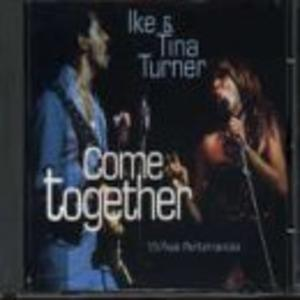 Album  Cover Ike And Tina Turner - Come Together on LIBERTY Records from 1970