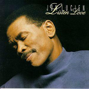 Album  Cover Jon Lucien - Listen Love on MERCURY Records from 1991